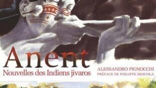 Couverture de la bande dessinée «Anent, nouvelles des Indiens Jivaros».