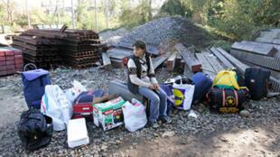 Aujourd'hui les Roms voyagent à travers tout le continent et le problème rom est devenu plus que jamais européen.