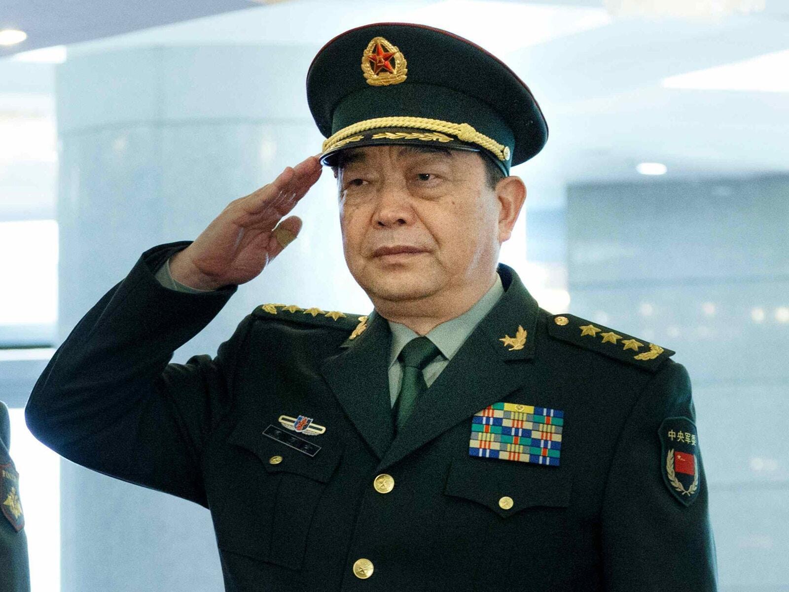 中国国防部前防长、前国务委员常万全据指涉嫌郭伯雄、徐才厚贪腐案。