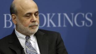 Ben Bernanke concluye su mandato al frente de la FED este 31 de enero de 2014.