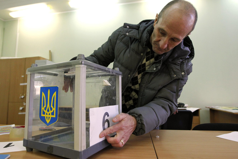 Akwatin Zabe a kasar Ukraine