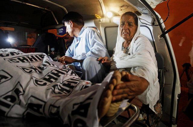 巴基斯坦西南部發生自殺式汽車炸彈襲擊。2017-06-23