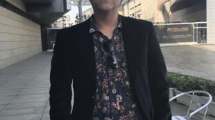 Ricardo Alves Júnior, cineasta brasileiro, em Macau a 9 de Dezembro de 2016