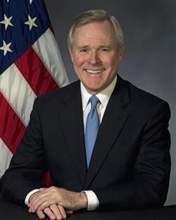 Ray Mabus, secretário de Estado norte-americano da marinha