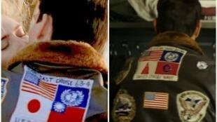 等待上映的好莱坞电影《壮志凌云2》中被指遭到审查的细节