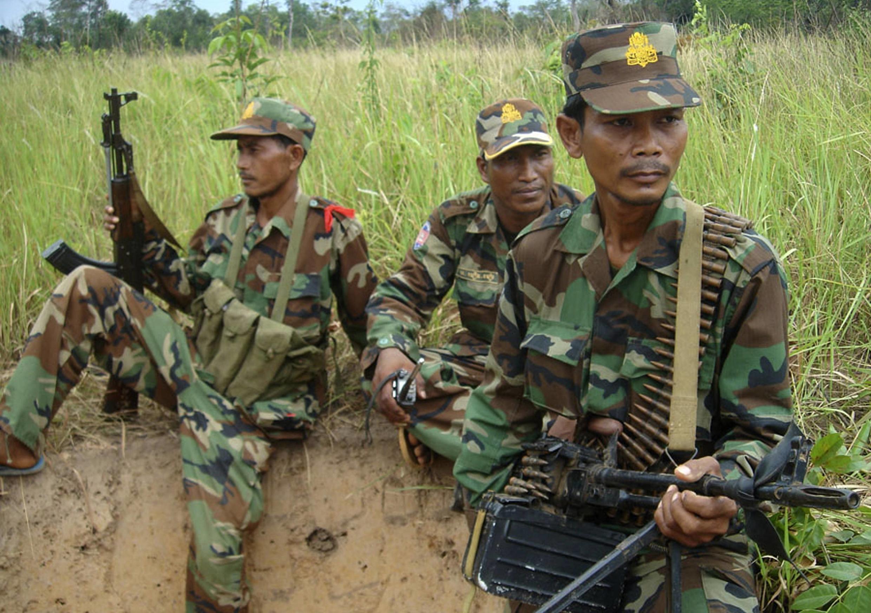 Chronologie des événements au Cambodge depuis 1975