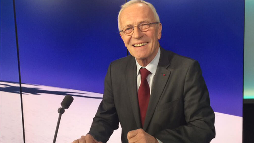 L'Allemand Joachim Bitterlich, l'ancien conseiller d'Helmut Kohl.