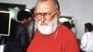 Sergio Leone, le célèbre réalisateur italien.