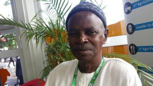 Libasse Sow, éleveur, président de la Commission Elevage de la Chambre de Commerce de Dakar.