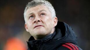 Kocin Manchester United Ole Gunnar Solskjaer.