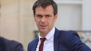 Olivier Véran, député LaREM, médecin hospitalier neurologue.