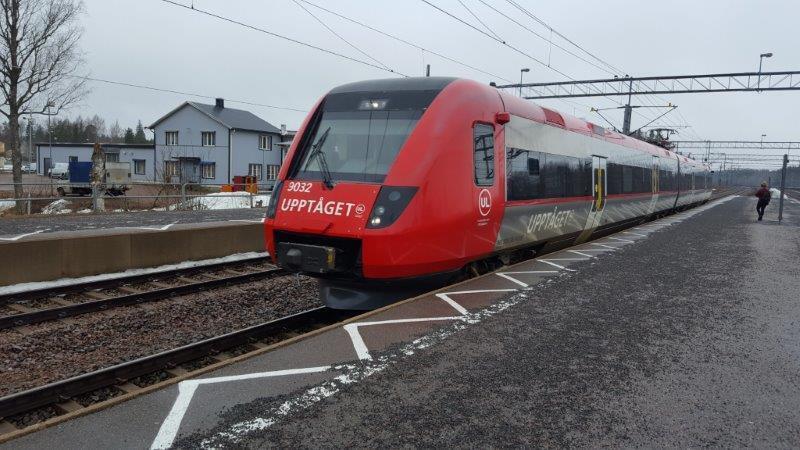 Au nord de Stockholm c'est le Français Transdev qui opère les lignes régionales depuis septembre 2017.