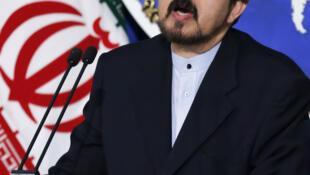 بهرام قاسمی سخنگوی وزارت امورخارجه ایران