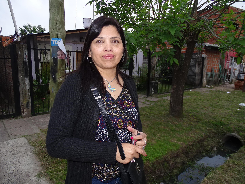 Stella Maris votou em Macri, mas quer mudar o voto agora.