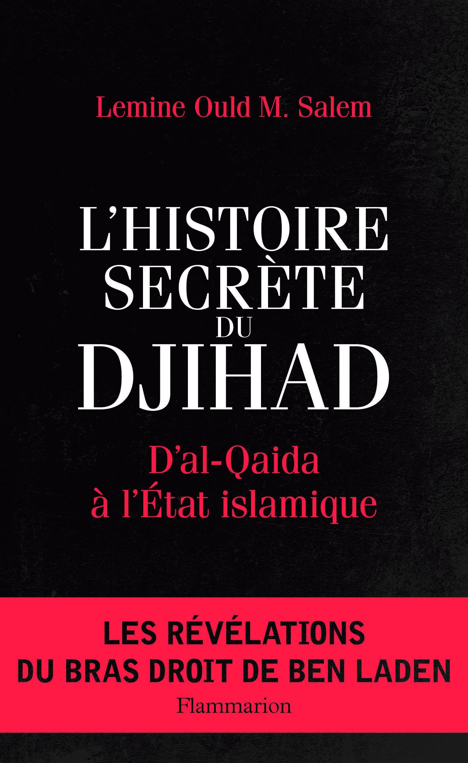 La couverture du livre «L'histoire secrète du djihad» de Lemine Ould M. Salem