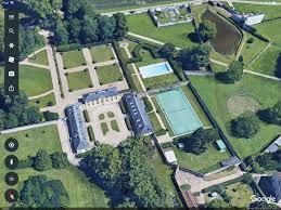 法國總統度假官邸拉籃特爾內古別墅  La  Lanterne