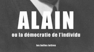 Couverture «Alain ou la démocratie de l'individu», de Jérôme Perrier.
