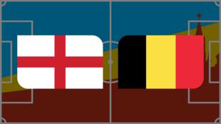 Belgique - Angleterre direct