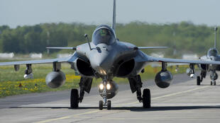 2020-07-27 france rafale fighter jet defence