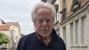 Le réalisateur François Marthouret.