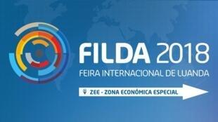 Cartaz 34ª edição da Feira Internacional de Luanda