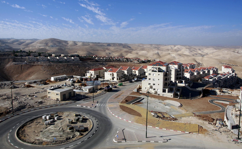 Israel aprovou a construção de 560 novas casas na colônia de Maale Adumim, na Cisjordânia.