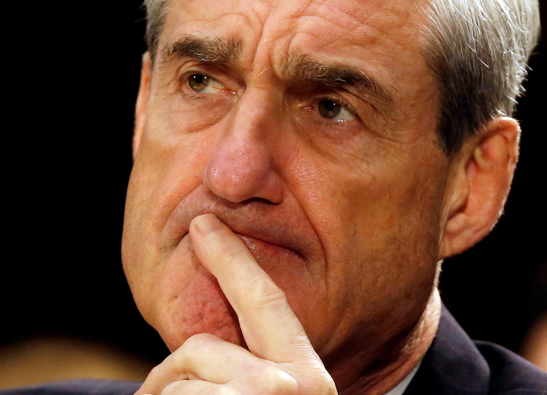 调查通俄门事件的特别检察官罗伯特.米勒