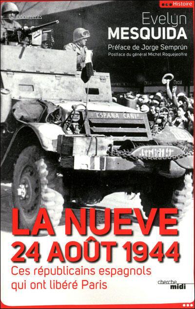 """Edición francesa de """"La Nueve"""""""