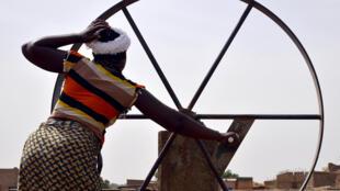 Village de Kalembouly, Burkina Faso, le 27 mars 2015.