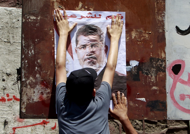 Les supporters du président déchu Mohamed Morsi ont de nouveau manifesté mardi 30 juillet 2013 mais l'objectif des deux millions de protestataires dans les rues n'a pas été atteint.