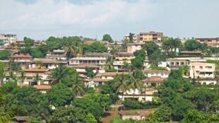 Yaoundé, la capitale politique du Cameroun.