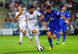 Real Madrid yailaza Getafe FC kwa mabao 4-1