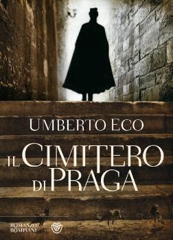 """Portada de """"Il Cimitero de Praga"""""""