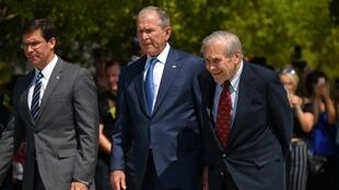usa - george bush - esper - rumsfeld  000_1K764L