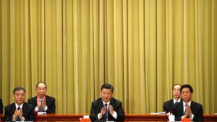 中國國家主席習近平在『告台灣同胞書』發表40周年大會上講話