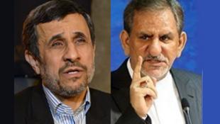 جهانگیری به احمدینژاد: «شما نظام را تهدید میکنید؛ به خودتان بیایید و حد خودتان را بدانید».
