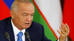 Marigayi shugaba Islam Karimov na Uzbekistan
