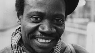 L'écrivain congolais Sony Labou Tansi.