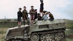 « 39-45 : la Guerre des enfants », documentaire de Julien Johan.