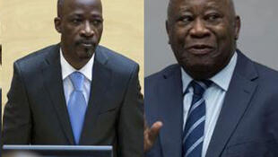 Laurent Gbagbo da Charles Blé Goudé a kotun  Duniya