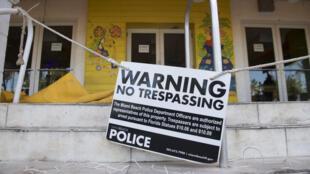 Cerca de um milhão de pessoas receberam ordens de deixar as áreas costeiras de Flórida e Geórgia. 07/09/17