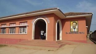 Liceu Dr. Agostinho Neto em Bissau
