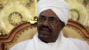 苏丹总统奥马尔・哈桑・艾哈迈德・巴希尔。