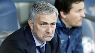 Tsohon mai horar da Real Madrid Jose Mourinho.