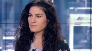 """Marie Laguerre, 22 anos, denunciou em 25 de julho, no Facebook, como um homem a abordou fazendo """"ruídos, comentários, assobios e movimentos de língua de uma forma humilhante e provocadora""""."""