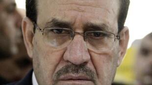 Премьер-министр Ирака Нури аль-Малики 17/06/2012 (архив)