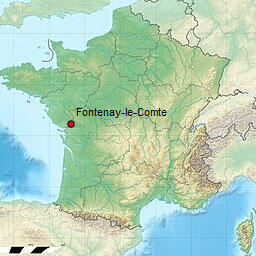 Um terremoto de magnitude 4,8 foi sentido na noite de domingo a segunda-feira a cerca de vinte quilômetros ao norte de Fontenay-le-Comte na Vendée, de acordo com a Rede Nacional de Monitoramento Sísmico (RéNaSS), Centro Sismológico