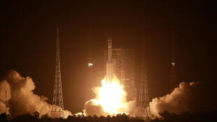 2021-05-29T143548Z_52662448_RC2QPN9JGCWH_RTRMADP_3_SPACE-EXPLORATION-CHINA-SPACESTATION