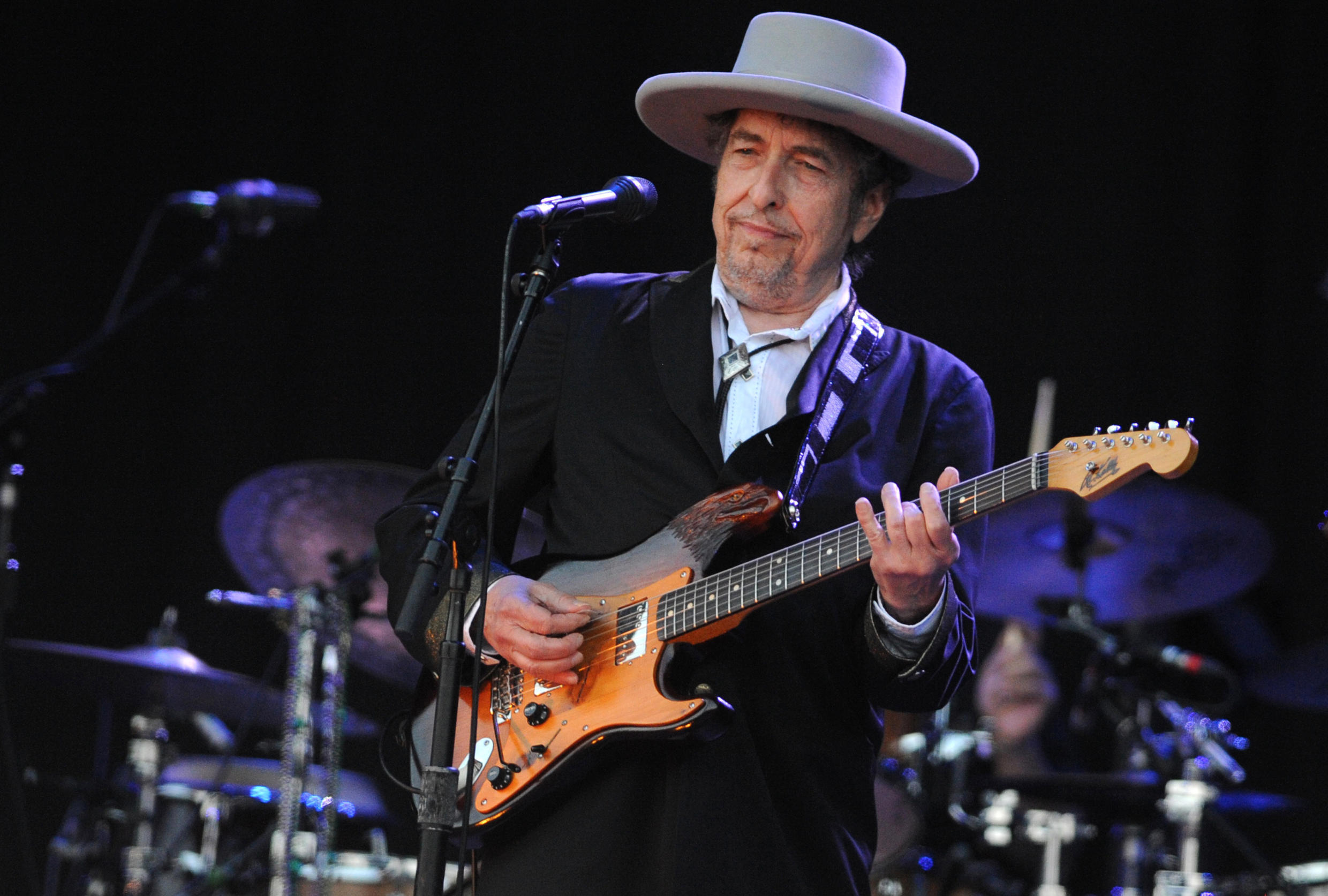 """Several of Bob Dylan's most beloved songs from the 1960s and 70s addressed issues of police brutality and racism, including """"Hurricane"""" and """"George Jackson"""""""