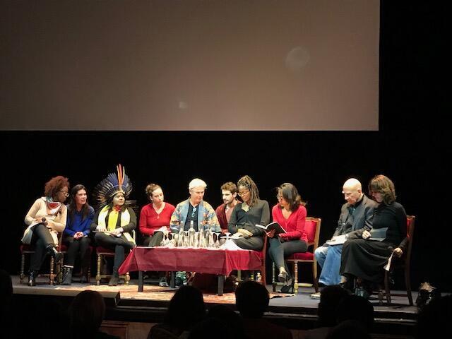 Aristas brasileiros debatem a cultura no Brasil sob Bolsonaro